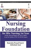 Nursing Foundation for BSc Nursing Ist year: Rajendra Prasad Seervi,Abhishek