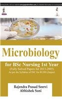 Microbiology for BSc Nursing 1st Year (Fully: Rajendra Prasad Seervi,Abhishek