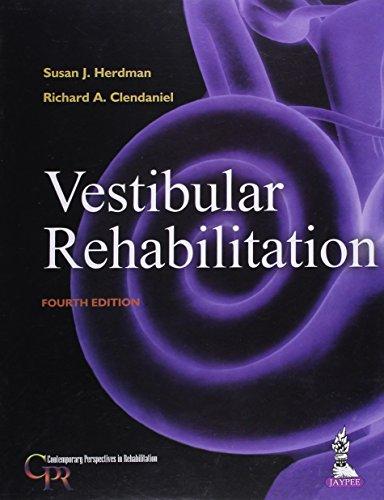 9789351525813: Vestibular Rehabilitation, 4th ed.