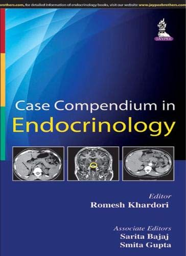 9789351526438: Case Compendium in Endocrinology
