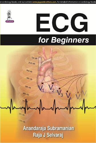 ECG for Beginners: Anandaraja, M.D. Subramanian;