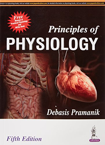 9789351529293: Principles of Physiology