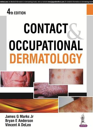9789351529361: Contact & Occupational Dermatology