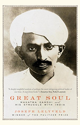 9789351771760: Great Soul Mahatma Gandhi and his Struggle with India