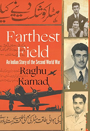 9789351772033: Farthest Field : An Indian Story of the Second World War