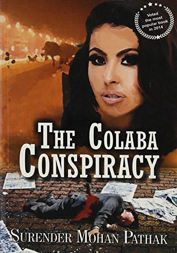 9789351772132: Colaba Conspiracy
