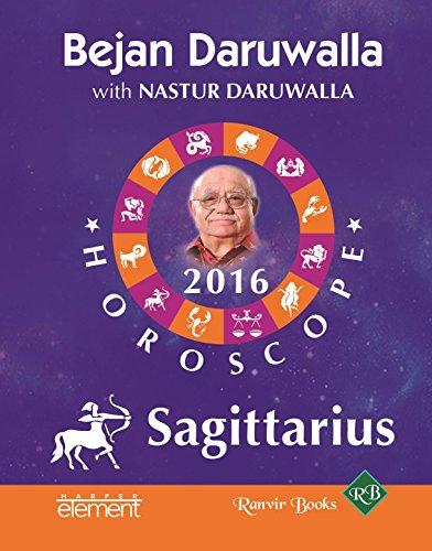 9789351773368: Your Complete Forecast 2016 Horoscope: Sagittarius