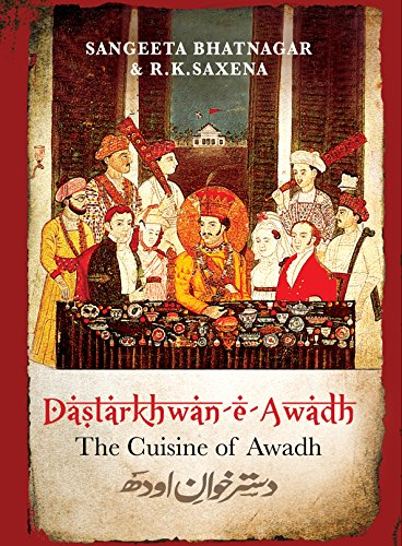 9789351773887: Dastarkhwan-e-Awadh: The Cuisine of Awadh