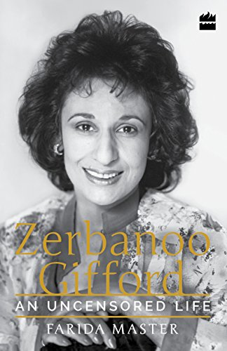 9789351776369: An Uncensored Life: Zerbanoo Gifford