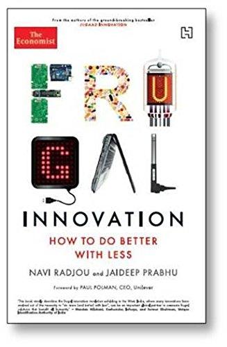 9789351950653: Frugal Innovation [Paperback] [Jan 01, 2016] Navi Radjou and Jaideep Prabhu