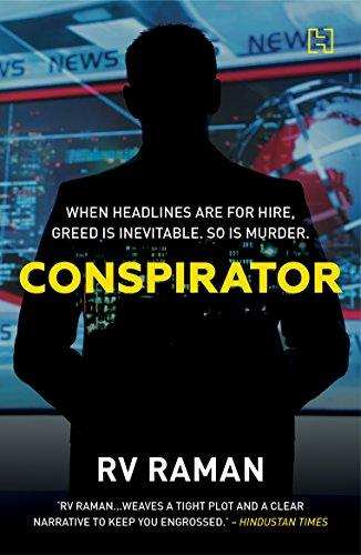 Conspirator: R.V. Raman