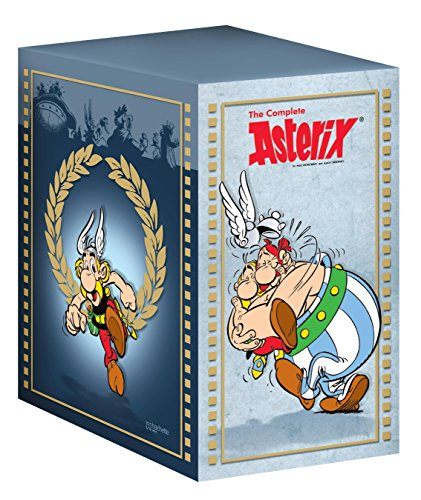 the complete asterix box set 36 titles new edition 9789351951230 paperback bookstore99. Black Bedroom Furniture Sets. Home Design Ideas