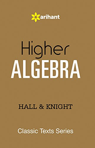 9789352030606: HIGHER ALGEBRA