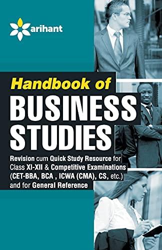 9789352030682: Handbook of Business Studies