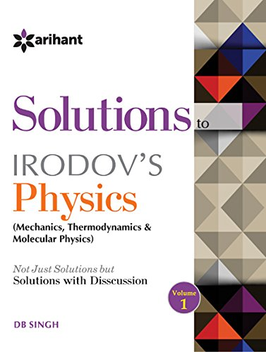 9789352032945: Discussioin on IE Irodov''s PROBLEMS IN GENERAL PHYSICS Disussion 1(Mechanics & Thermodynamics)