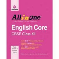 9789352033751: Cbse All In One English Core Class 12Th