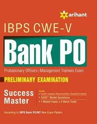 9789352038725: IBPS CWE-V Bank PO/MT Preliminary Examination; Success master