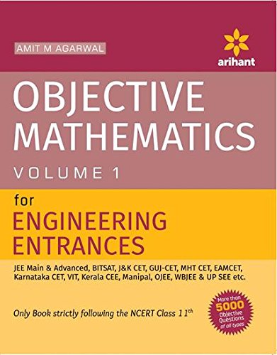 9789352039234: Objective Approach to Mathematics –Vol 1 For JEE Main & Advanced