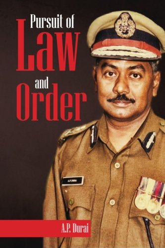 9789352062140: Pursuit of Law and Order
