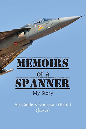 9789352066612: Memoirs of a Spanner: My story