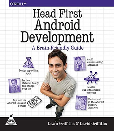 9789352131341: Head First Android Develpment A Brain Friendly Guide