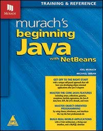 9789352133222: Murachs Beginning Java with NetBeans