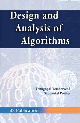 Design and analysis of algorithms first edition abebooks design and analysis of algorithms venugopal temberveni and fandeluxe Image collections
