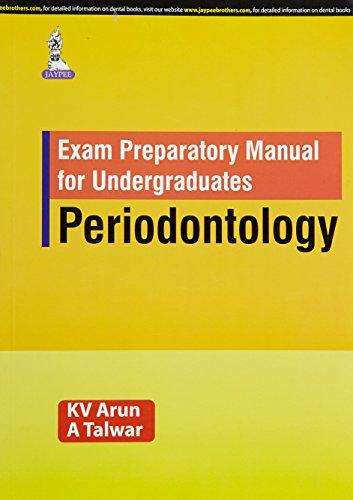 9789352501458: Exam Preparatory Manual for Undergraduates Periodontology