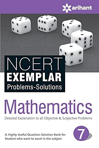9789352511532: NCERT Exemplar Problems - Solutions Mathematics class 7th