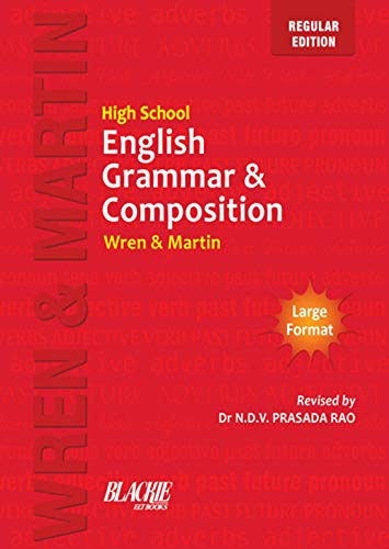 High school english grammar composition revised edition by wren high school english grammar composition revised edition wren martin authors fandeluxe Images