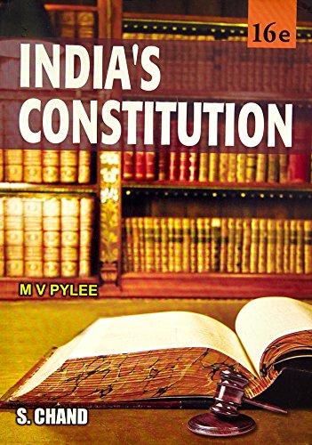 INDIA'S CONSTITUTION: Prof. Dr. M