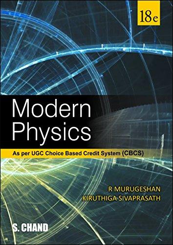 Modern Physics: Murugeshan R Sivaprasath