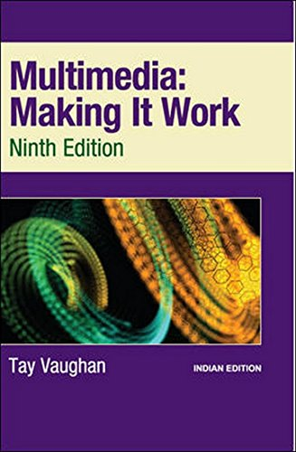9789352601578: Multimedia: Making It Work, Ninth Edition