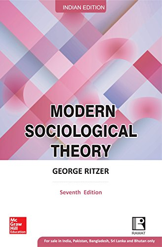 9789352601691: Modern Sociological Theory