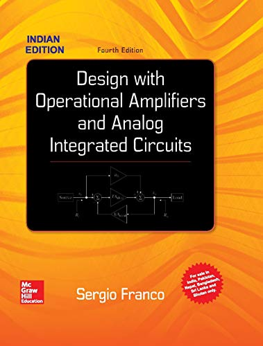 9789352601943: Design With Operational Amplifiers And Analog Integrated Circuits