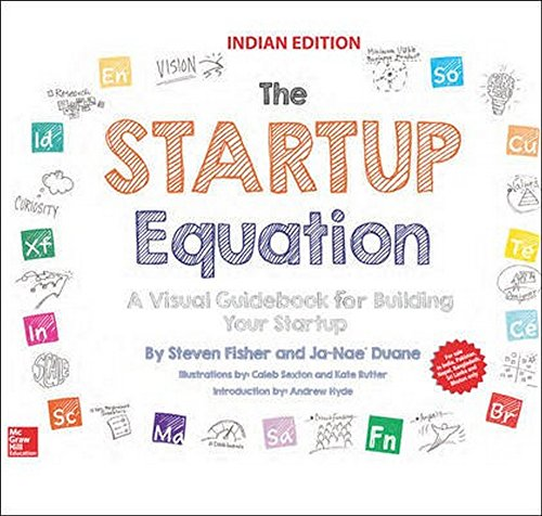 9789352601950: Startup Equation: A Visual Guidebook To Building Your Startup
