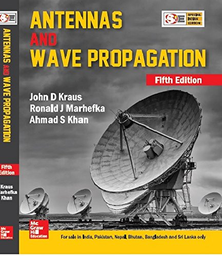 Antennas And Wave Propagation, 5th Edn: John D. Kraus