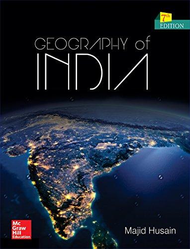 Geography of India: Husain, Majid