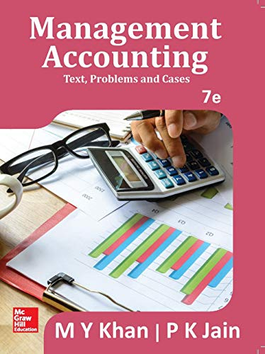 9789352606788: MANAGEMENT ACCOUNTING: TEXT, PROBLEMS AND CASES 7TH EDITION