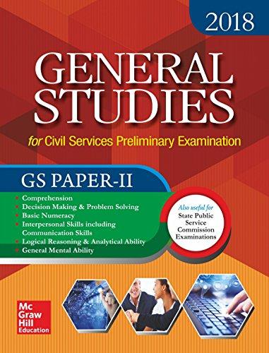 General Studies Paper II 2018: MHE