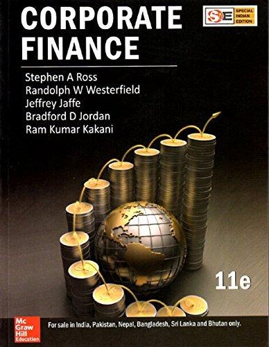 9789352607457: Corporate Finance