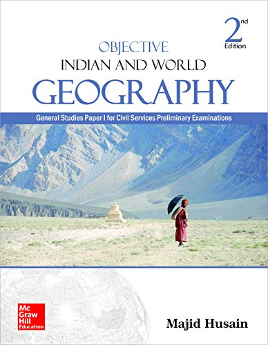 Objective Indian and World Geography, 2nd ed.: Husain, Majid