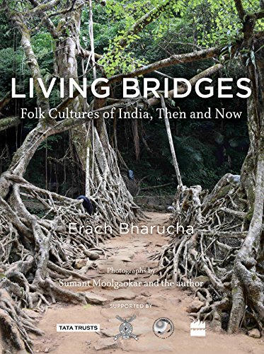 9789352641932: Living Bridges: Folk Cultures of India, Then and Now