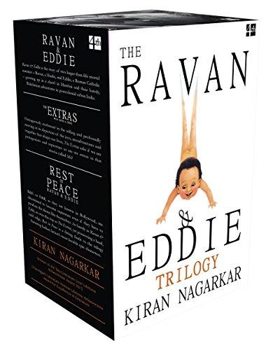 9789352644384: Ravan and Eddie Box-set