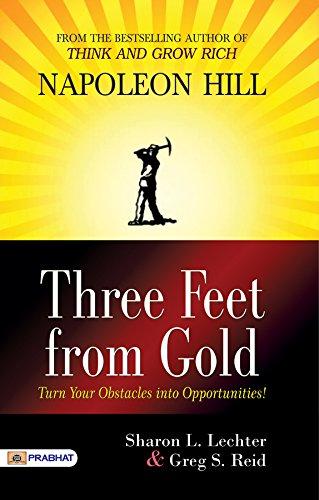 9789352661152: Three Feet from Gold