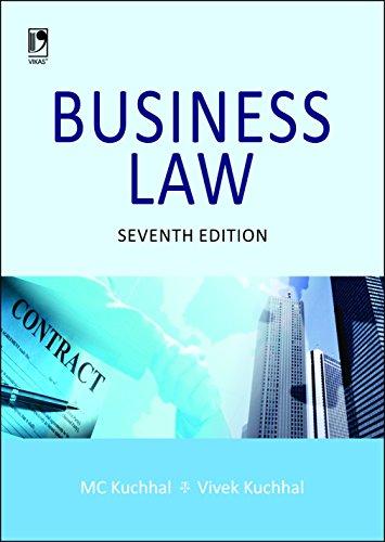 Business Law: M C Kuchhal