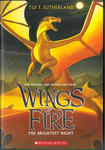 9789352750894: Wings of Fire #05: The Brightest Night [Paperback]