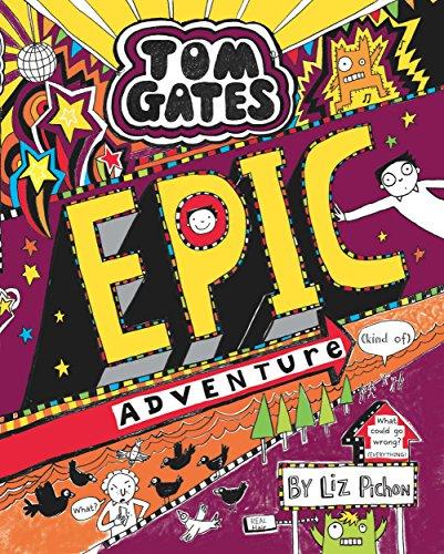 9789352751785: Tom Gates #13 Epic Adventure (Kind of)