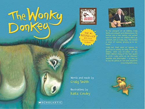 9789352756377: The Wonky Donkey