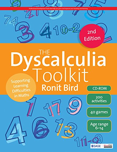 9789352806157: The Dyscalculia Toolkit: Supporting Learning Difficulties in Maths
